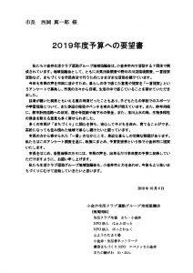 2019予算への要望書(表紙付き・確定版20181003)のサムネイル